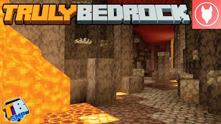 Truly Bedrock S2 : E18 - Basalt Delta Nether Tunnel
