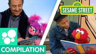 Sesame Street: Reading Fun with Elmo and Friends | Literacy Compilation