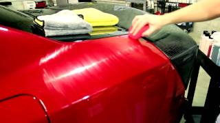 Charger with Lava- Luminous Glow Infusion Chemical Guys How to Detailing EPIC SHINE FORMULA