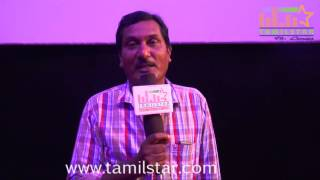 Ganesh Raja At Pudhusa Naan Poranthen Movie Team Interview