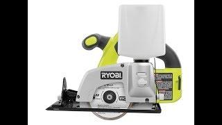Аккумуляторный плиткорез Ryobi ONE+LTS180M/Аккумуляторный инструмент/Комплексный ремонт квартир
