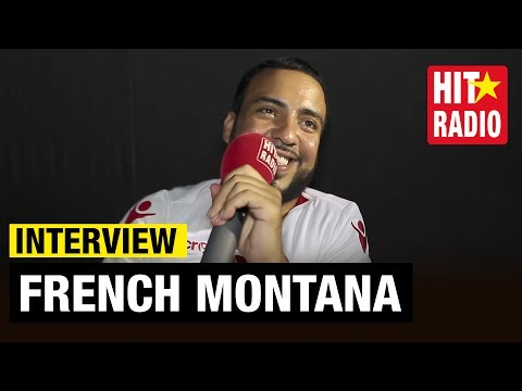 [INTERVIEW] FRENCH MONTANA: الوداد هي لي داتني الخارج وعزيز عليا الشاب حسني