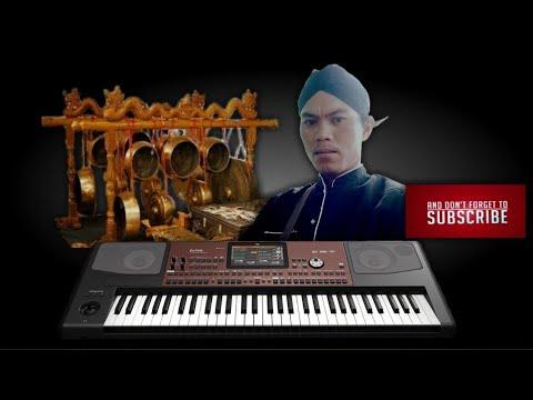 Single Keyboard Versi Cokek Milenia/sragenan Korg Pa 700