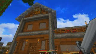 """Crewcraft Season 3 - Episode 3: """"Caves, Houses and Poison Redstone"""""""