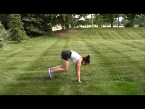 FAT BURNING OUTDOOR WORKOUT IDEAS. INTERVAL DRILLS YOU CAN DO OUTSIDE!