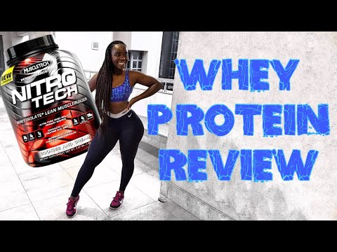 the-best-whey-protein-???---nitrotech-whey-isolate-review.