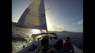 SaltRain Sailing Trailer Saison 2014