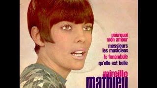 Mireille Mathieu Pourquoi mon amour (1966)
