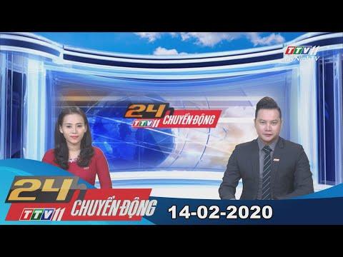 24h Chuyển động 14-02-2020 | Tin Tức Hôm Nay | TayNinhTV