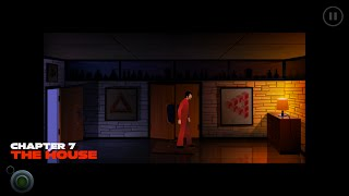 The Silent Age Episode 2, Chapter 7, The House: Walkthrough