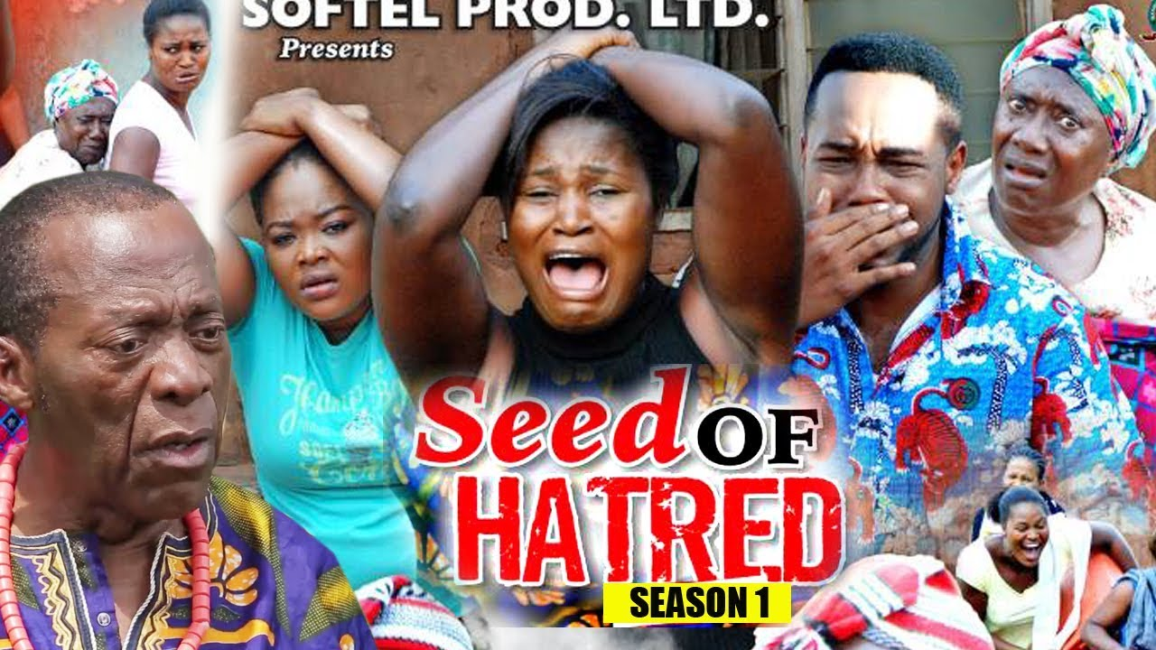 Seed Of Hatred season 1 - (New Movie) 2018 Latest Nigerian Nollywood Movie full HD | 1080p