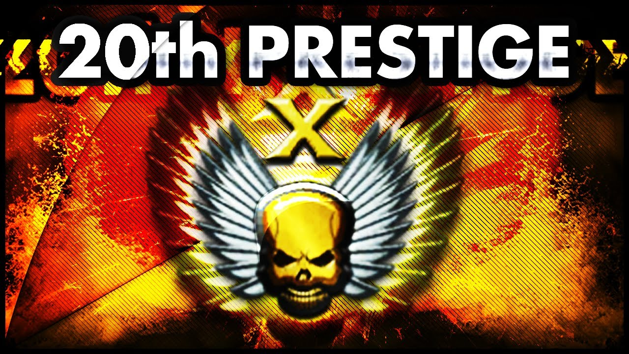 how many prestiges are in mw3