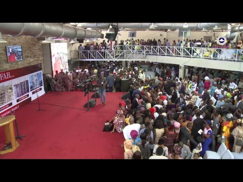 February Thanksgiving Service With Daddy GO (03/02/2019)