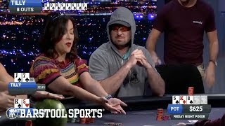 The WORST Person To Play Against in Poker — Never Go Full Hardo Poker