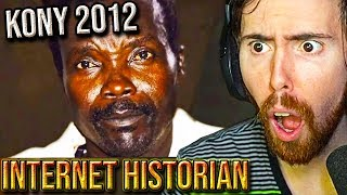 Asmongold Reacts To The Story of Kony2012 - Internet Historian