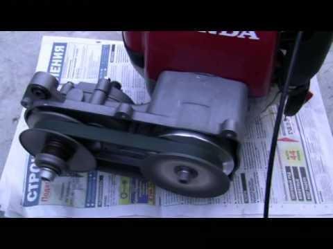 Cvt Transmission For Pocket Bikes In Work Youtube