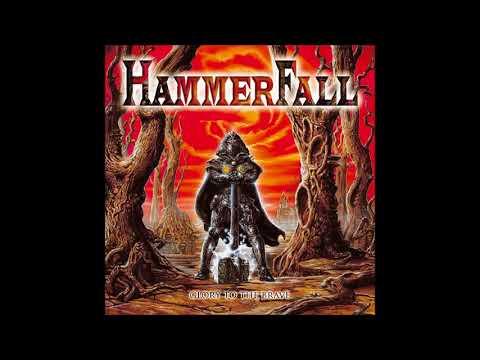 HammerFall - Ravenlord - HQ MP3 - Glory to the Brave 1997
