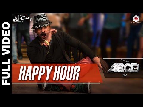 Happy Hour Full Video   Disney's ABCD 2   Prabhu Dheva & Varun Dhawan   Mika   Sachin – Jigar