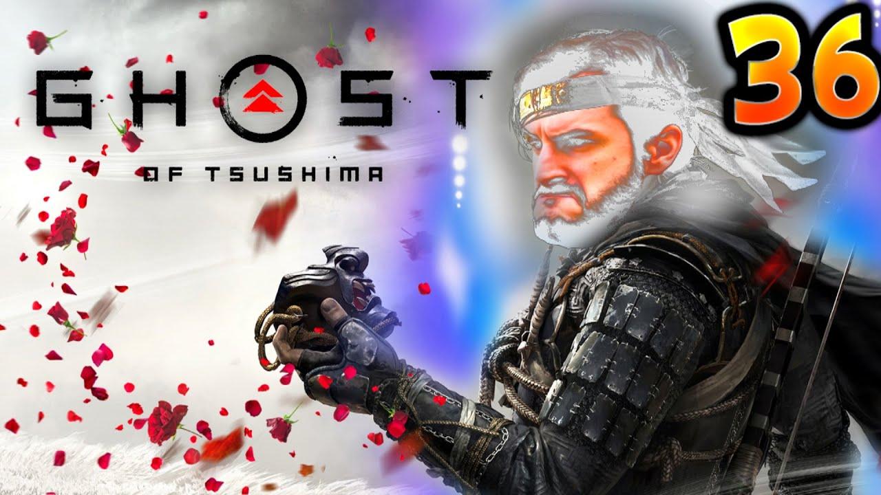 LA VENGEANCE DU POTENTIEL !!! -Ghost of Tsushima- avec Bob Lennon