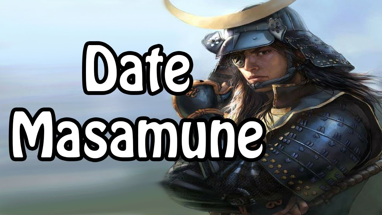 Date Masamune: The One Eyed Dragon (Japanese History Explained)