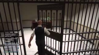 "GTA 5 Online: Secret Bank Vault Tutorial (""How To Get Inside The Bank ..."