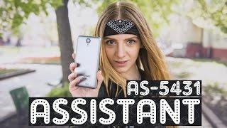 Assistant AS-5431: неплохое начало