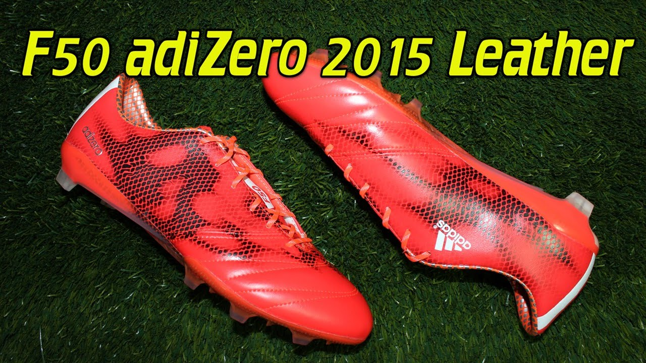 adidas adizero f50 review