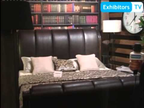 Habitt S Trendy And Refined Furniture Exhibitors Tv Furniture Show 2013 Youtube