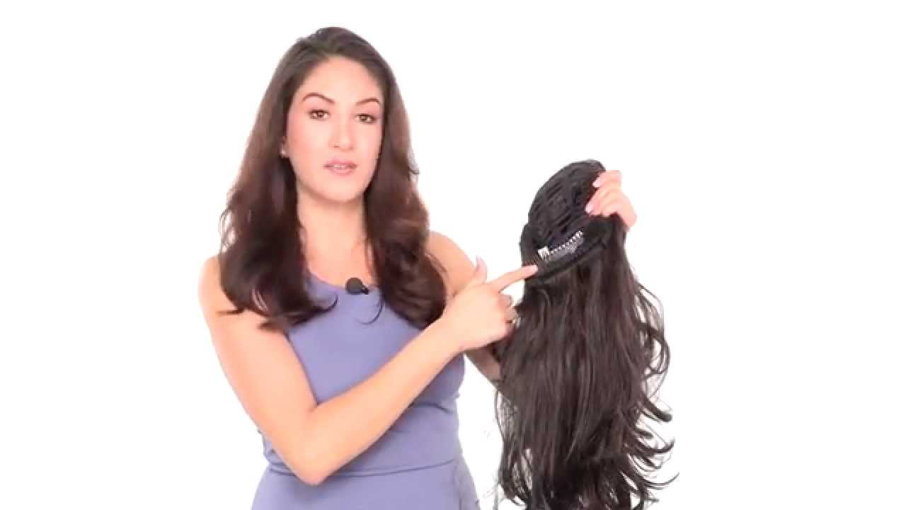 Sydney By Revlon 34 Fall Hairpiece Youtube