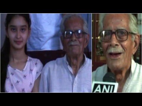 Pakistan grants 91-yr-old Indian's last wish