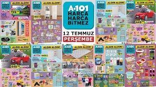 A101 12 TEMMUZ 2018 PERŞEMBE | A101 AKTÜEL ÜRÜNLER | 12 TEMMUZ A101 KATALOĞU | A101 AKTÜEL 12 TEMMUZ