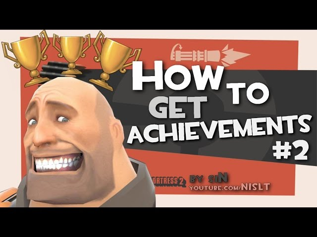 TF2: How to get achievements #2