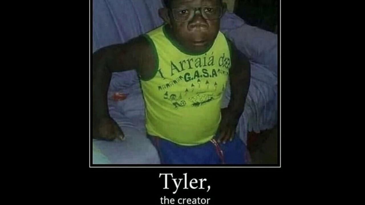 """Tyler, the creator, но 1/3 видео он говорит """"okey okey ..."""