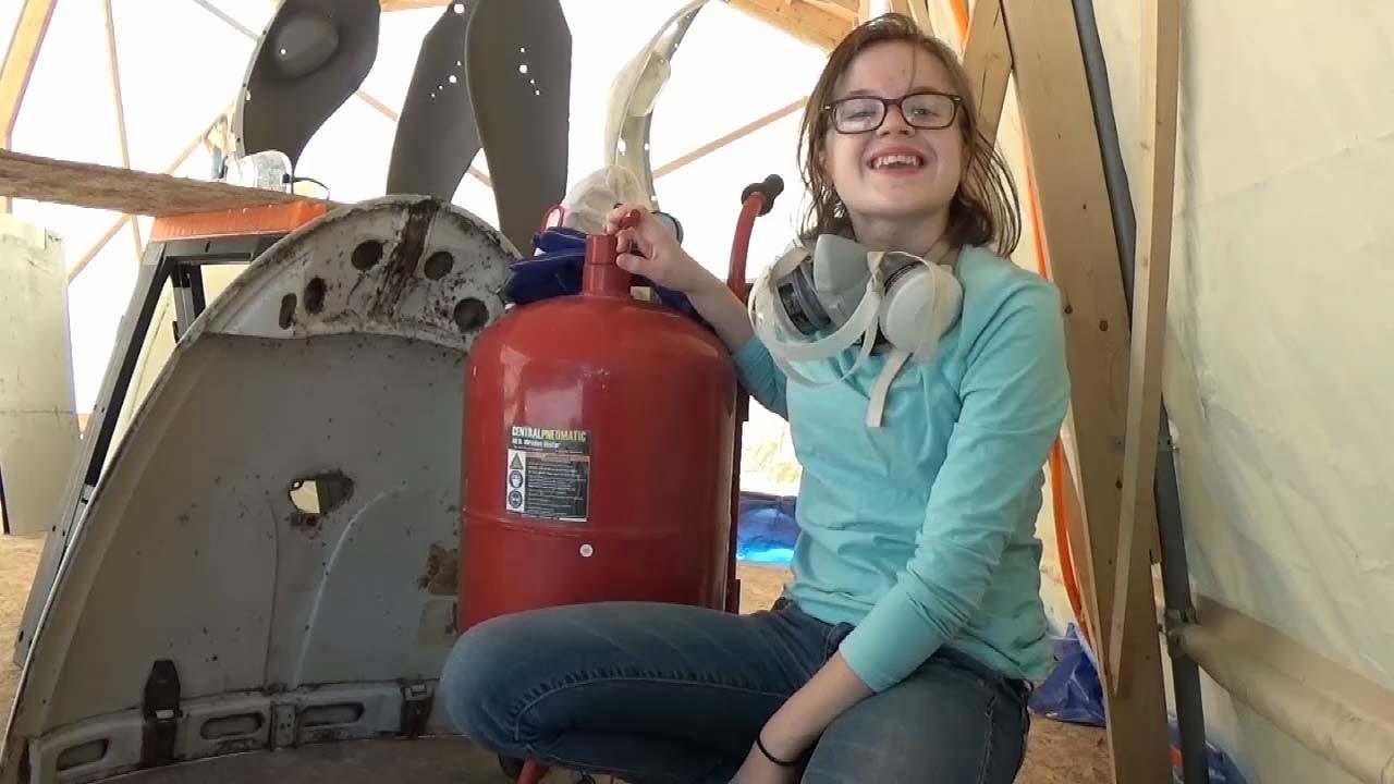 Soda Blasting Media >> Ep 12 Blasting with the Harbor Freight Blaster: Soda vs Glass Bead - YouTube