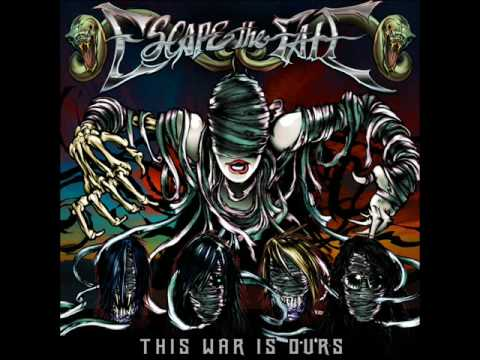 Harder Than You Know - Escape the Fate