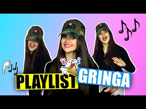 Minha PLAYLIST GRINGA - Top 10 músicas