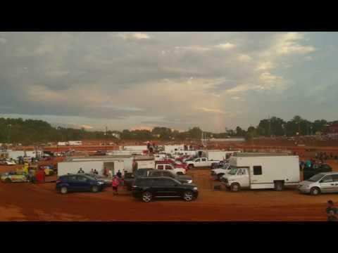 Stock 4 Heat 1 7/30/16 Cherokee Speedway
