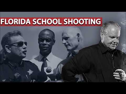 #Parkland Florida #SchoolShooting and role of federalization of education Limbaugh #GunControl
