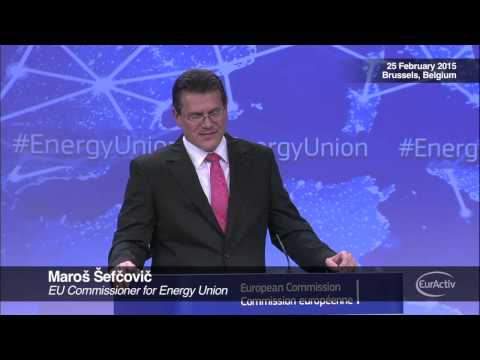Šefčovič hopes to convince Orbán to disclose energy agreements