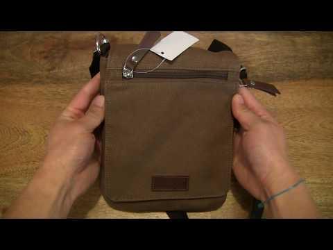 Hengwin Tactical Canvas Shoulder Bag