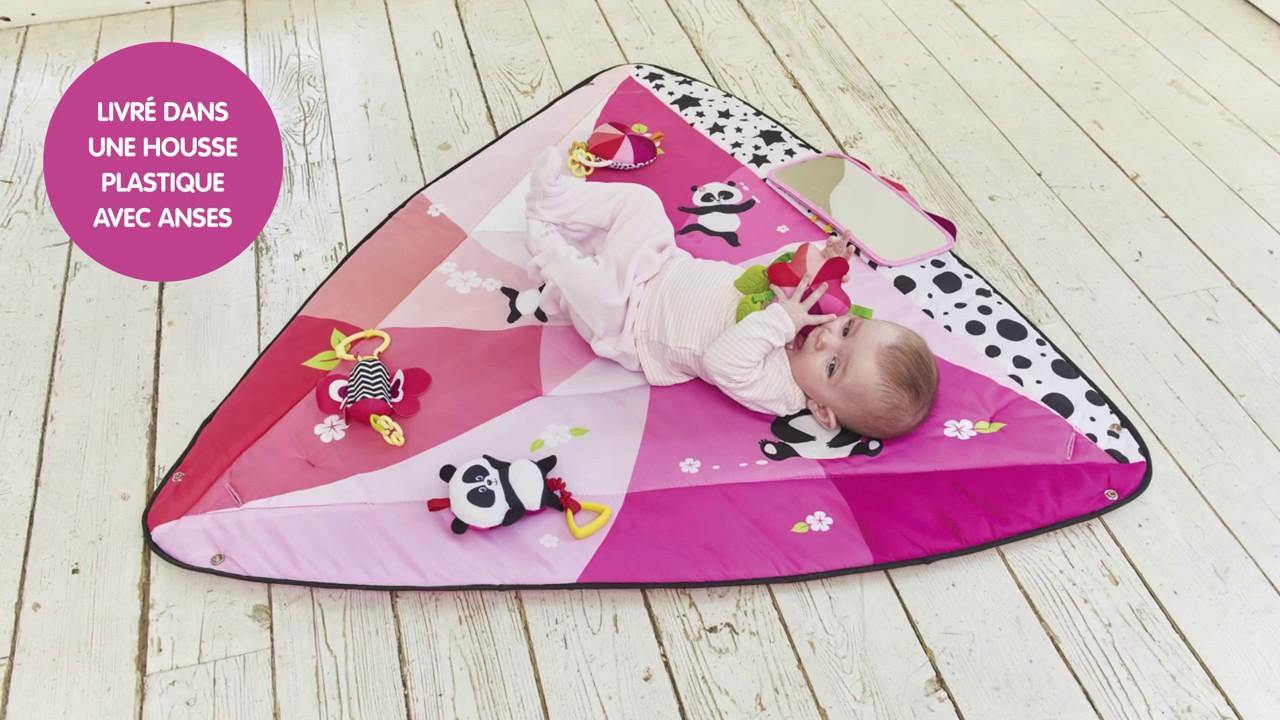 tapis d eveil evolutif 3 en 1 tri up par babysun
