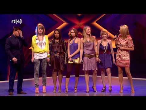 Uitslag 1e Liveshow X-Factor: KLEM eruit, Eric en Gordon vliegen elkaar in de haren