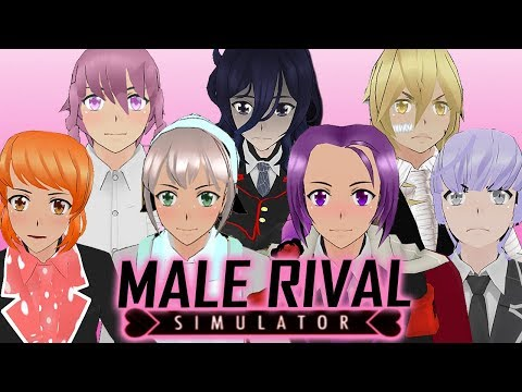MALE RIVALS ADDED?! | Yandere Simulator (Rival Mod) Mp3