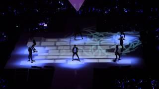 Video [FAN CAM HD] Super Junior Knock Out Performance Kcon 2015 download MP3, 3GP, MP4, WEBM, AVI, FLV Agustus 2018