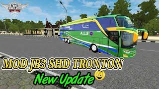 New update MOD JB3 SHD TRONTON livery ALS BUSSID V2 9