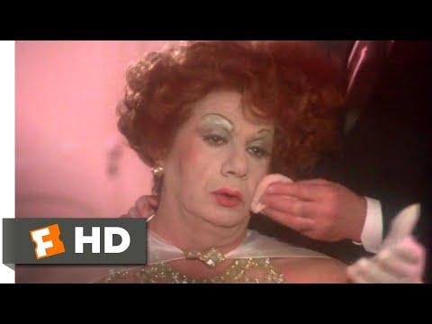 La Cage aux Folles (1979) - Escaping in Drag Scene (10/10) | Movieclips