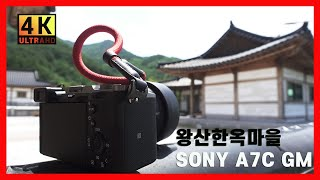 [리뷰] 소니 A7C GM 35mm F1.4 렌즈 강릉…