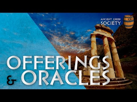Oracles & Offerings - Ancient Greek World 04
