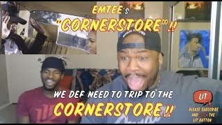 Emtee - Corner Store ( Official Video ) ( Thatfire Reaction )
