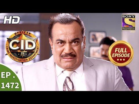 CID - सी आई डी - Ep 1472 - Full Episode - 11th November, 2017